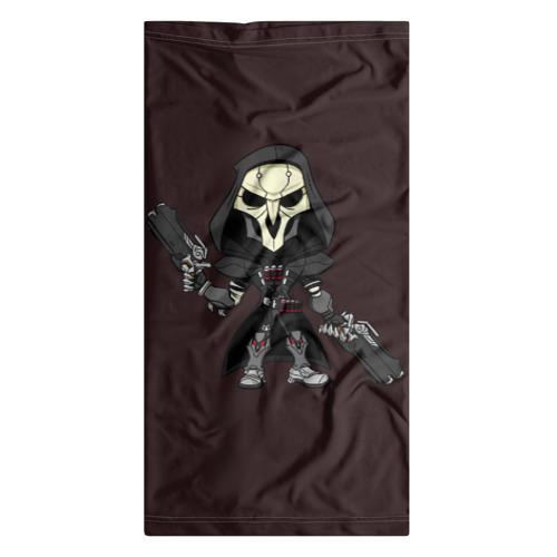 Бандана-труба 3D  Фото 07, Overwatch Reaper
