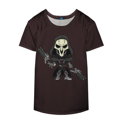Накидка на куртку 3D  Фото 04, Overwatch Reaper