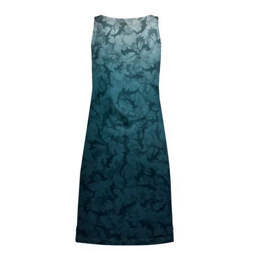 Платье-майка 3D  Фото 02, Акулы-молоты