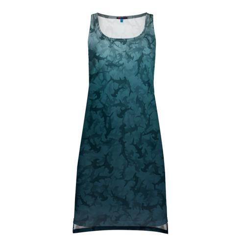 Платье-майка 3D  Фото 01, Акулы-молоты