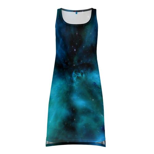 Платье-майка 3D  Фото 01, Космос