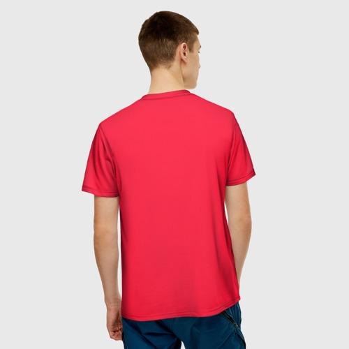 Мужская футболка 3D  Фото 02, Хоккей 8