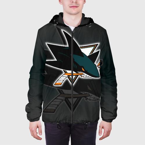 Мужская куртка 3D Хоккей 11 Фото 01
