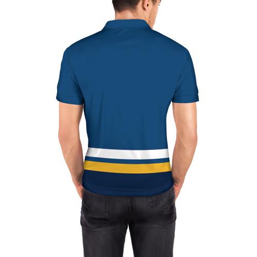 Мужская рубашка поло 3D  Фото 04, Хоккей 15