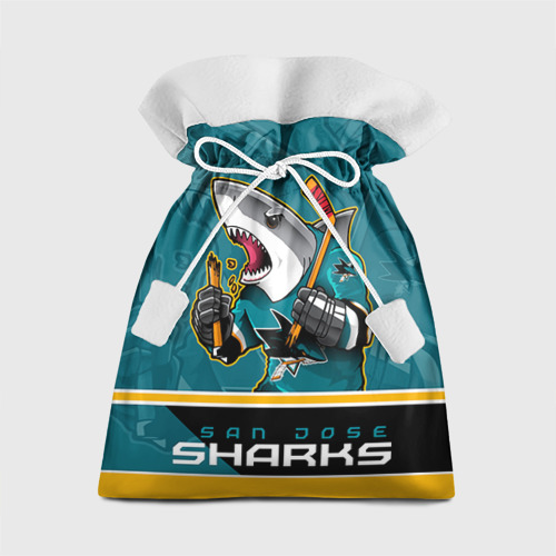 Подарочный 3D мешок  Фото 01, San Jose Sharks
