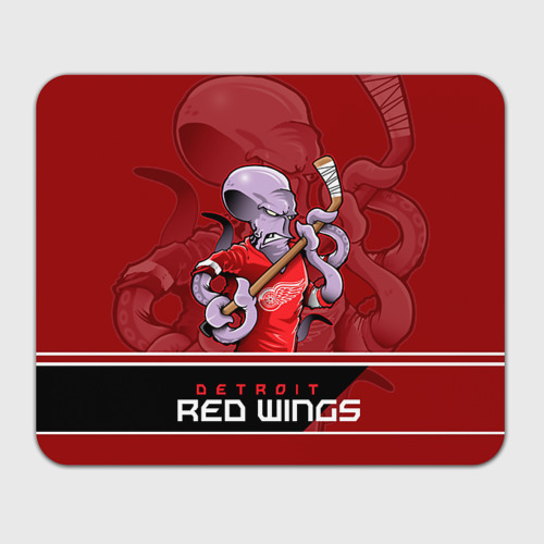 Коврик для мышки прямоугольный  Фото 01, Detroit Red Wings