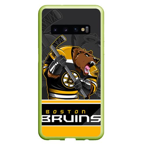 Чехол для Samsung Galaxy S10 Boston Bruins Фото 01