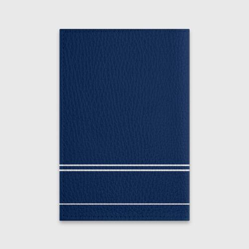 Обложка для паспорта матовая кожа  Фото 02, Bay Lightning