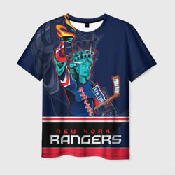 New York Rangers - интернет магазин Futbolkaa.ru