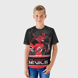 New Jersey Devils - интернет магазин Futbolkaa.ru