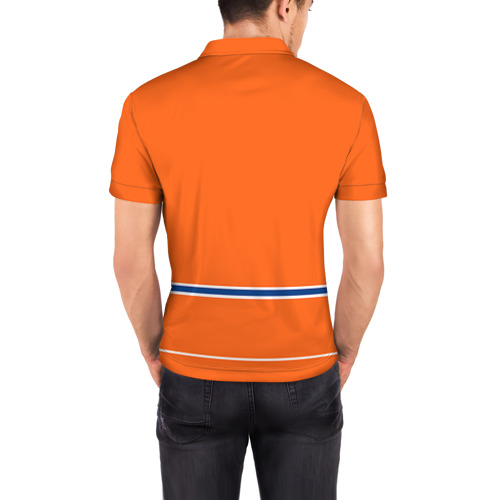 Мужская рубашка поло 3D  Фото 04, New York Islanders