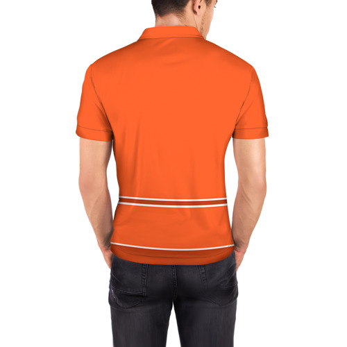Мужская рубашка поло 3D  Фото 04, Philadelphia Flyers