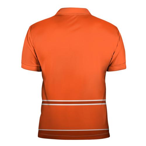 Мужская рубашка поло 3D  Фото 02, Philadelphia Flyers