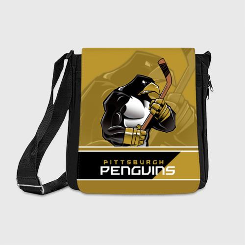 Сумка через плечо Pittsburgh Penguins Фото 01