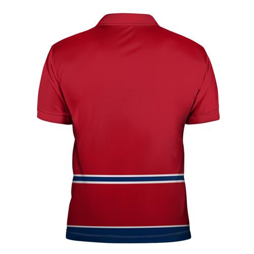 Мужская рубашка поло 3D  Фото 02, Washington Capitals