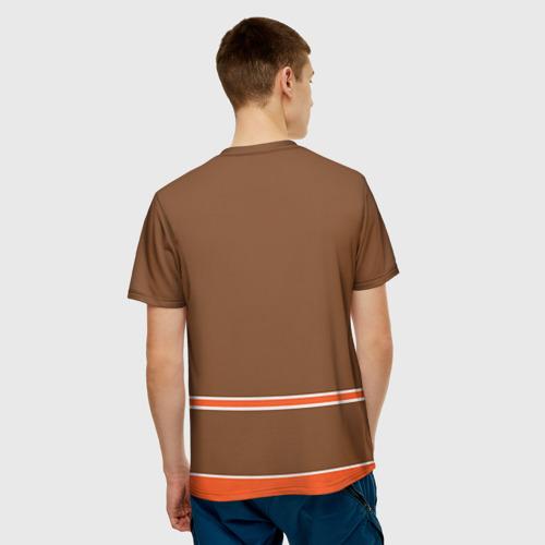 Мужская футболка 3D Anaheim Ducks Фото 01