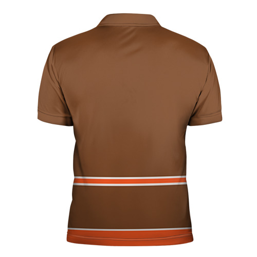 Мужская рубашка поло 3D  Фото 02, Anaheim Ducks