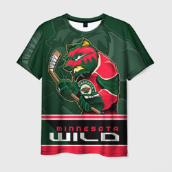 Minnesota Wild - интернет магазин Futbolkaa.ru