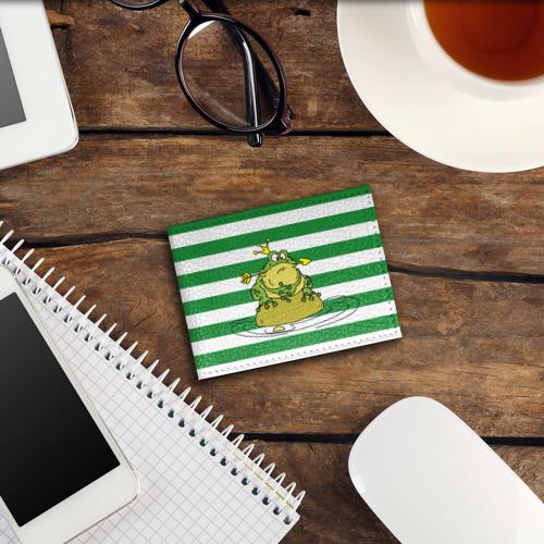 Обложка для студенческого билета  Фото 03, Царевна лягушка