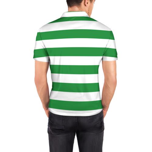 Мужская рубашка поло 3D  Фото 04, Царевна лягушка