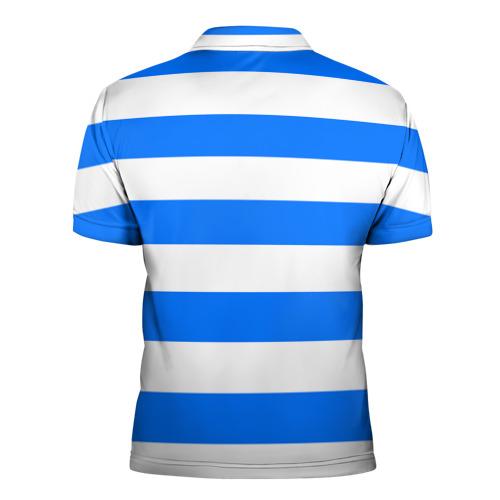 Мужская рубашка поло 3D  Фото 02, Капитан Баклан