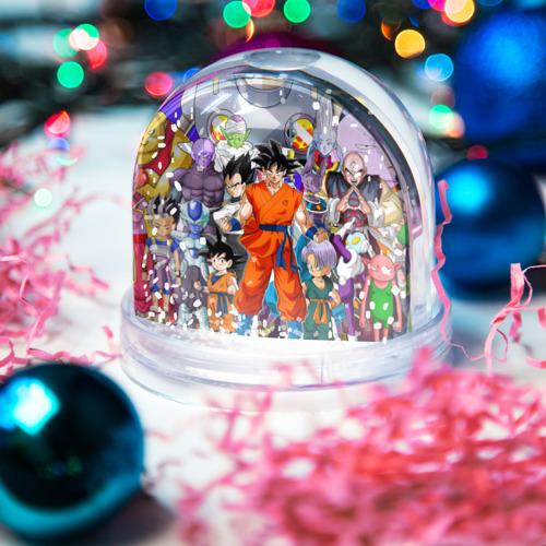 Водяной шар со снегом  Фото 03, Dragon Ball