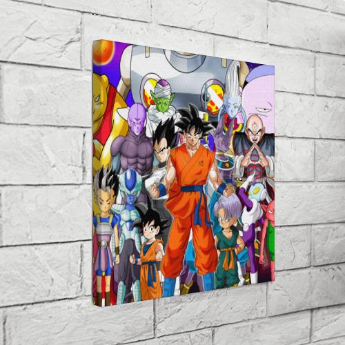 Холст квадратный  Фото 03, Dragon Ball