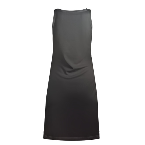 Платье-майка 3D  Фото 02, Black