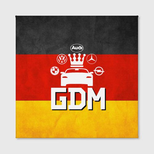 Холст квадратный  Фото 02, German Domestic Market