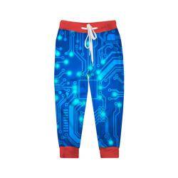 Детские брюки 3DЭлектроника