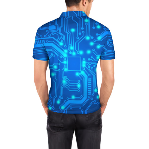 Мужская рубашка поло 3D  Фото 04, Электроника