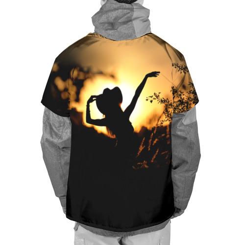 Накидка на куртку 3D  Фото 02, Country music