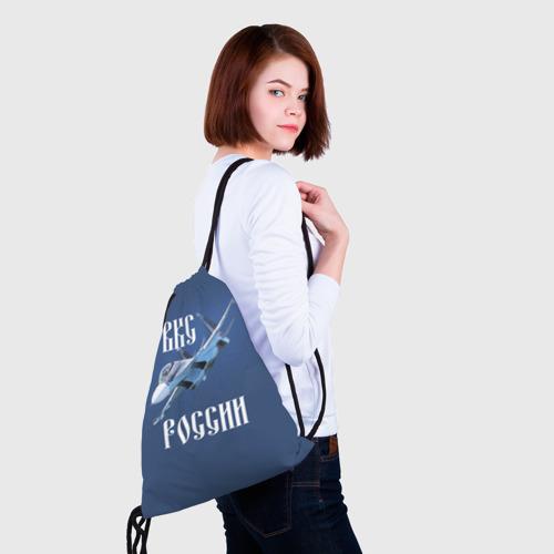 Рюкзак-мешок 3D  Фото 02, ВКС РОССИИ