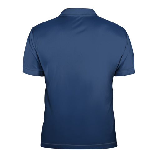 Мужская рубашка поло 3D  Фото 02, ВКС РОССИИ