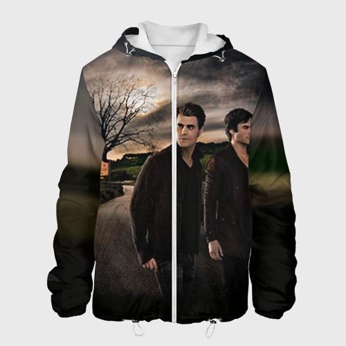 Мужская куртка 3D  Фото 01, Дневники вампира 1