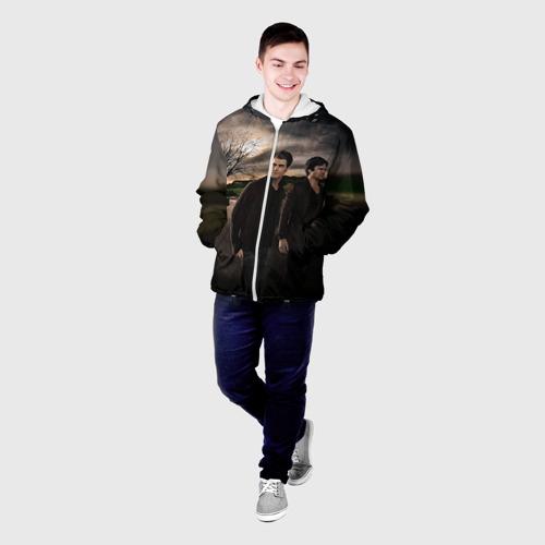 Мужская куртка 3D  Фото 03, Дневники вампира 1