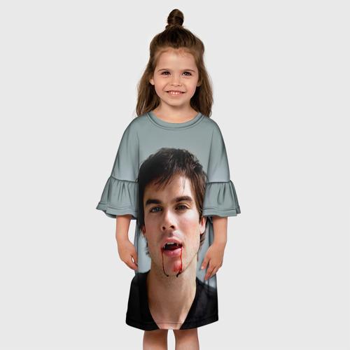 Детское платье 3D  Фото 01, Дневники вампира 6