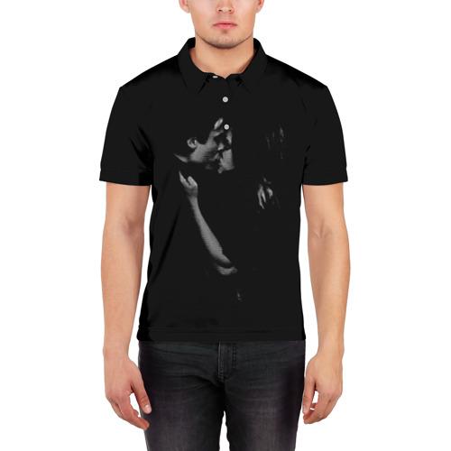 Мужская рубашка поло 3D  Фото 03, Дневники вампира 7