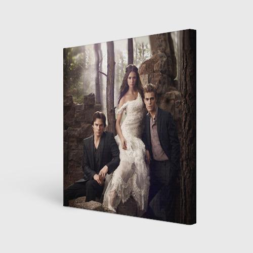 Дневники вампира 9