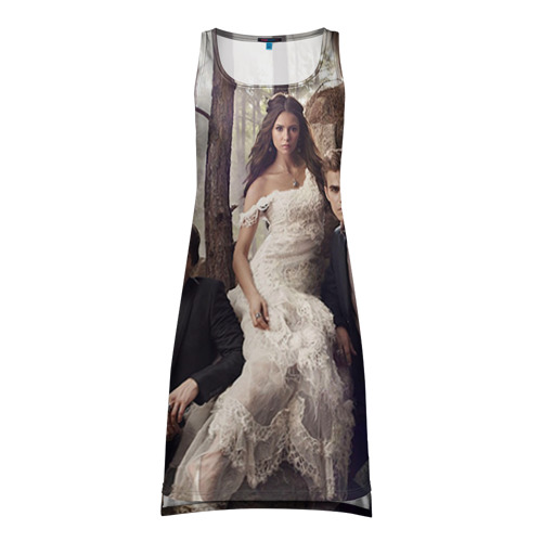 Платье-майка 3D  Фото 01, Дневники вампира 9