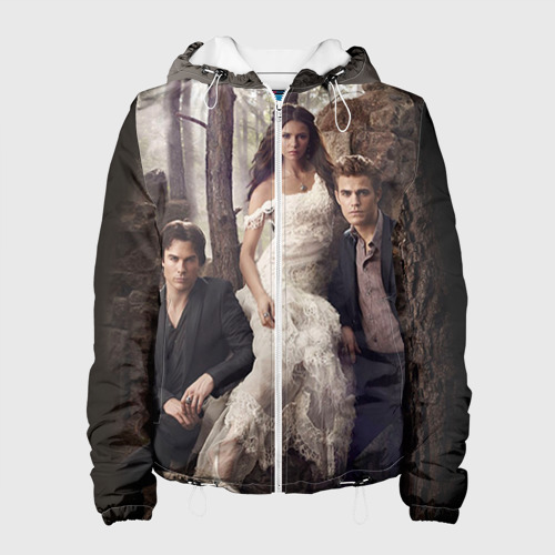 Женская куртка 3D  Фото 01, Дневники вампира 9