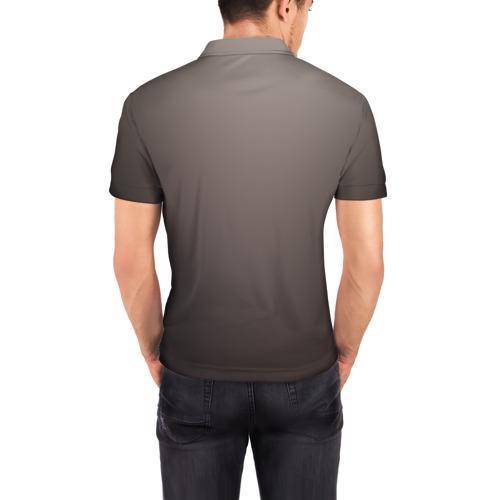 Мужская рубашка поло 3D  Фото 04, Дневники вампира 9