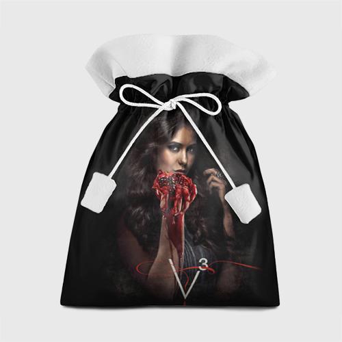 Подарочный 3D мешок Дневники вампира 11
