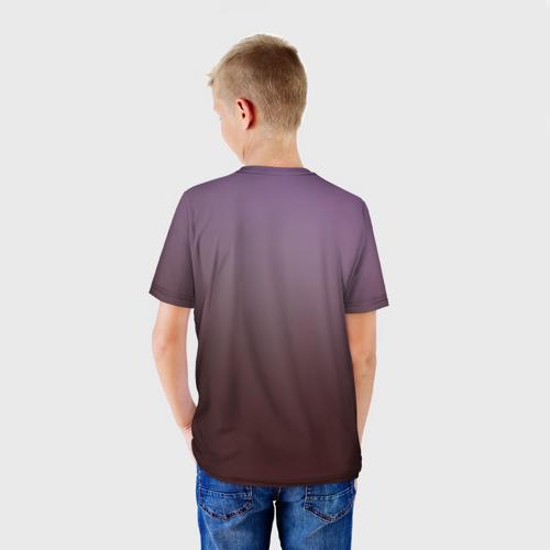 Детская футболка 3D  Фото 02, Очень странные дела 3