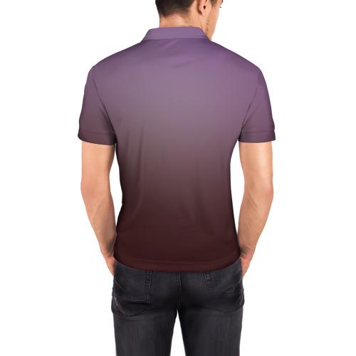 Мужская рубашка поло 3D  Фото 04, Очень странные дела 3