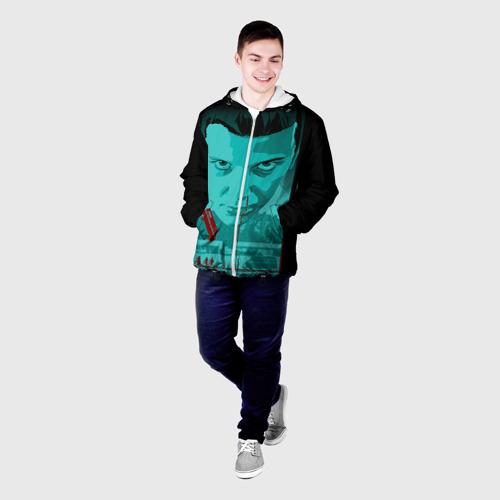 Мужская куртка 3D  Фото 03, Очень странные дела 4