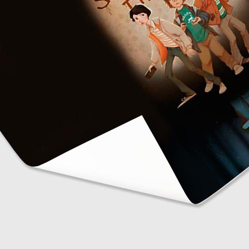Бумага для упаковки 3D  Фото 03, Очень странные дела 5