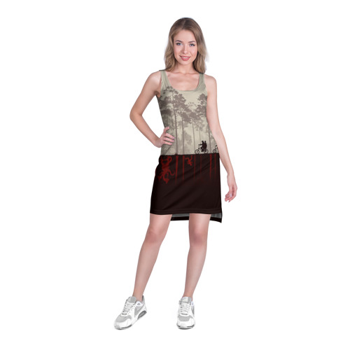 Платье-майка 3D  Фото 03, Очень странные дела 8