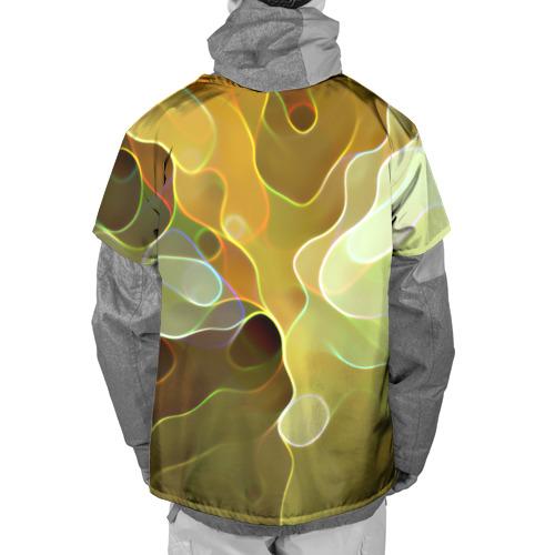 Накидка на куртку 3D  Фото 02, Злые грибы