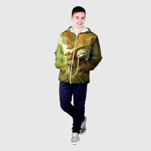 Мужская куртка 3D  Фото 03, Злые грибы